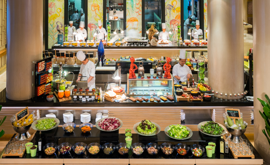 Brunch of the month: Conrad Centennial Singapore unveils a new all-you-can-eat Sunday brunch buffet at Oscar's