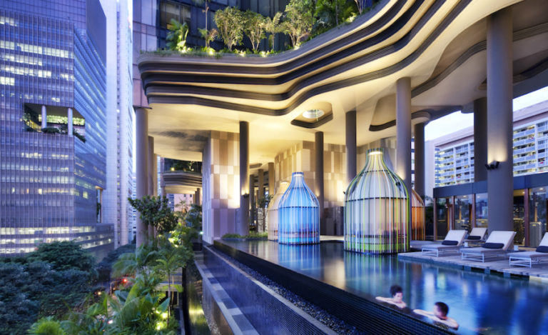 Hotels in Singapore: We review PARKROYAL on Pickering, a city staycation near Chinatown and Clarke Quay