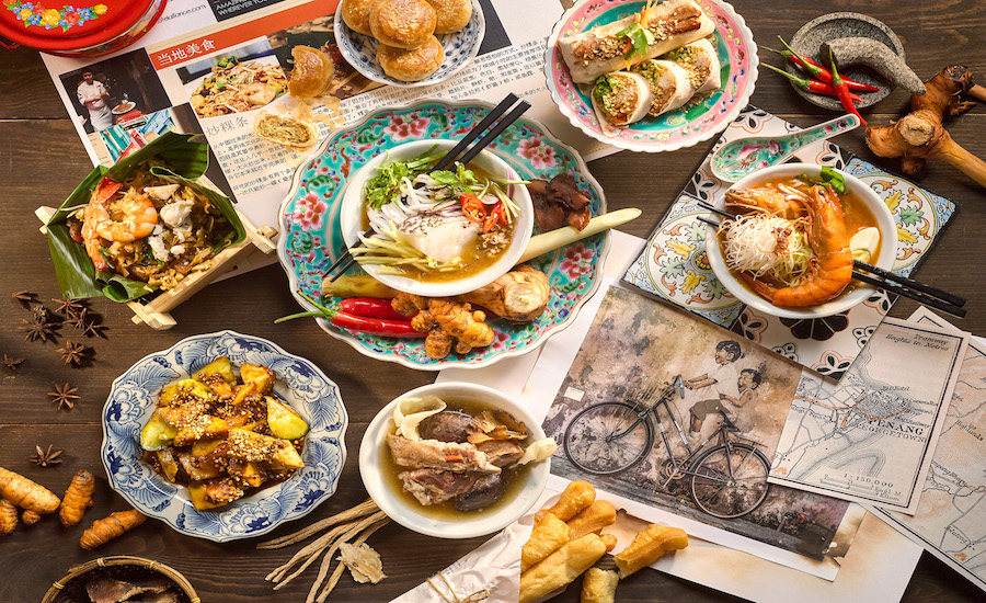 Penang buffets in Singapore: Pan Pacific Orchard celebrates Malaysian street food with new lunch and dinner
