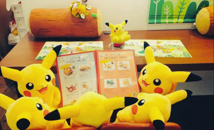 Pokemon Cafe in Singapore: Everything With Fries at Bugis Junction to host pop-up cafe from May to July