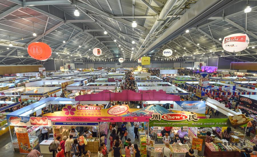 D Printing Exhibition Singapore : Singapore food expo