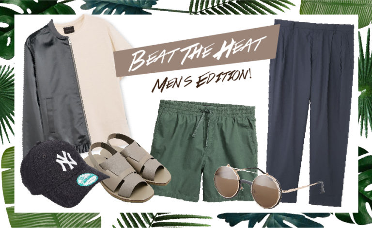 The Edit: What to wear on hot days for men featuring bowling shirts, baggy trousers, sandals and more