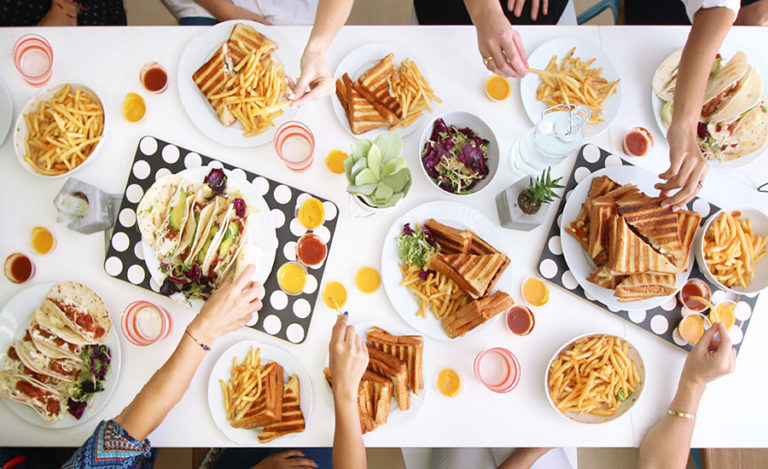Office Catering in Singapore: CaterSpot delivers for team lunches, office meetings, office parties, corporate events, and more
