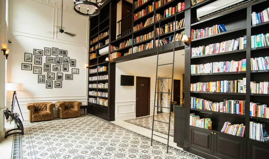 The Alcove Library Hotel, Ho Chi Minh | Cheap boutique hotels in Southeast Asia