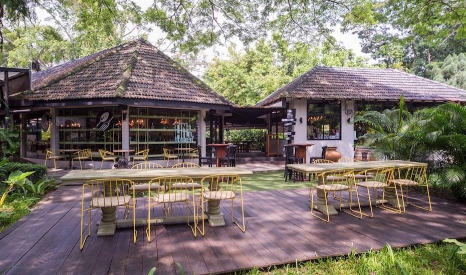 Tin Hill Social   Guide to Bukit Timah, Singapore