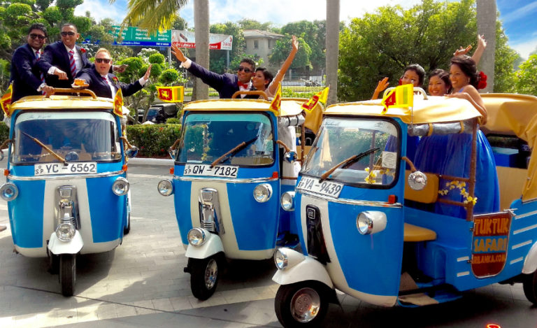 Tuk Tuk Safari: Fun tours and things to do in Colombo, Sri Lanka