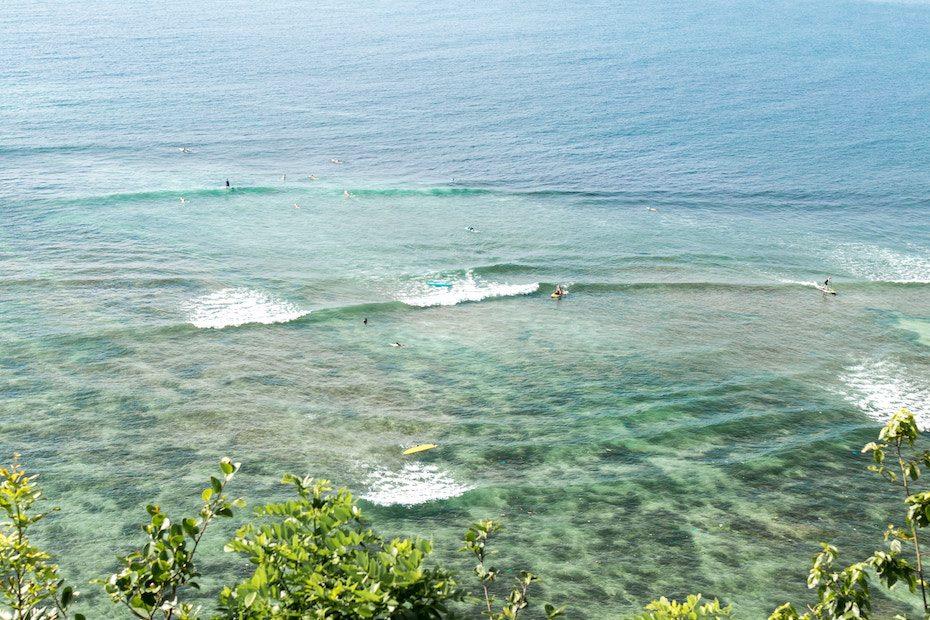 Bali vs Phuket: Bali beach