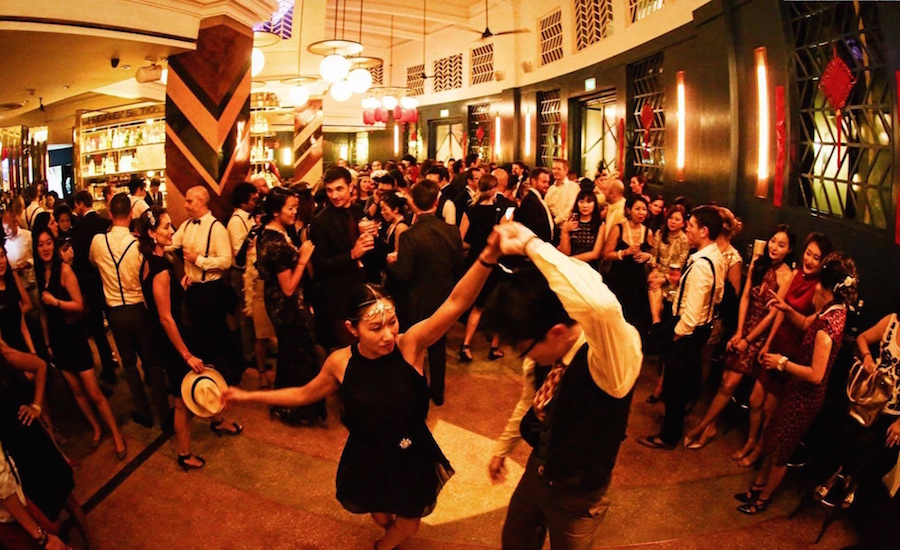 Enjoy Gatsby-esque soirees at The Black Swan (Photo credit: Black Swan via Facebook)