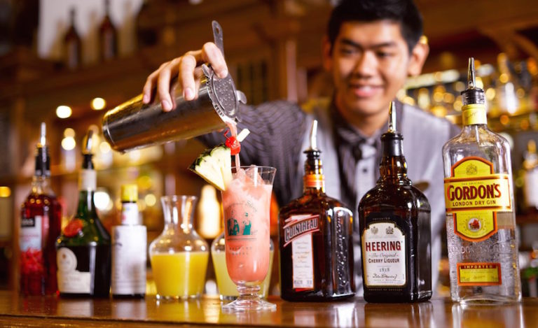 Hotel bars in Singapore: Where to drink bespoke cocktails, craft beer and Champagne