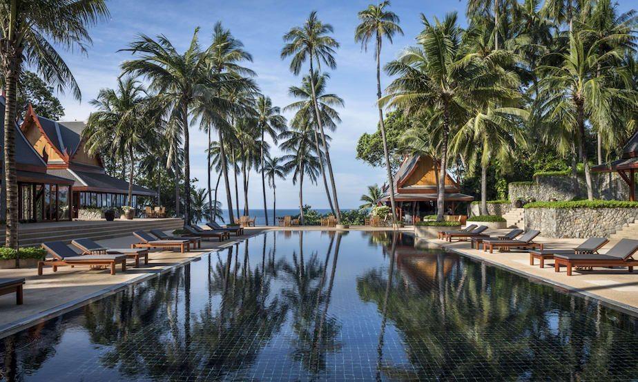 Phuket vs Bali: Amanpuri Phuket