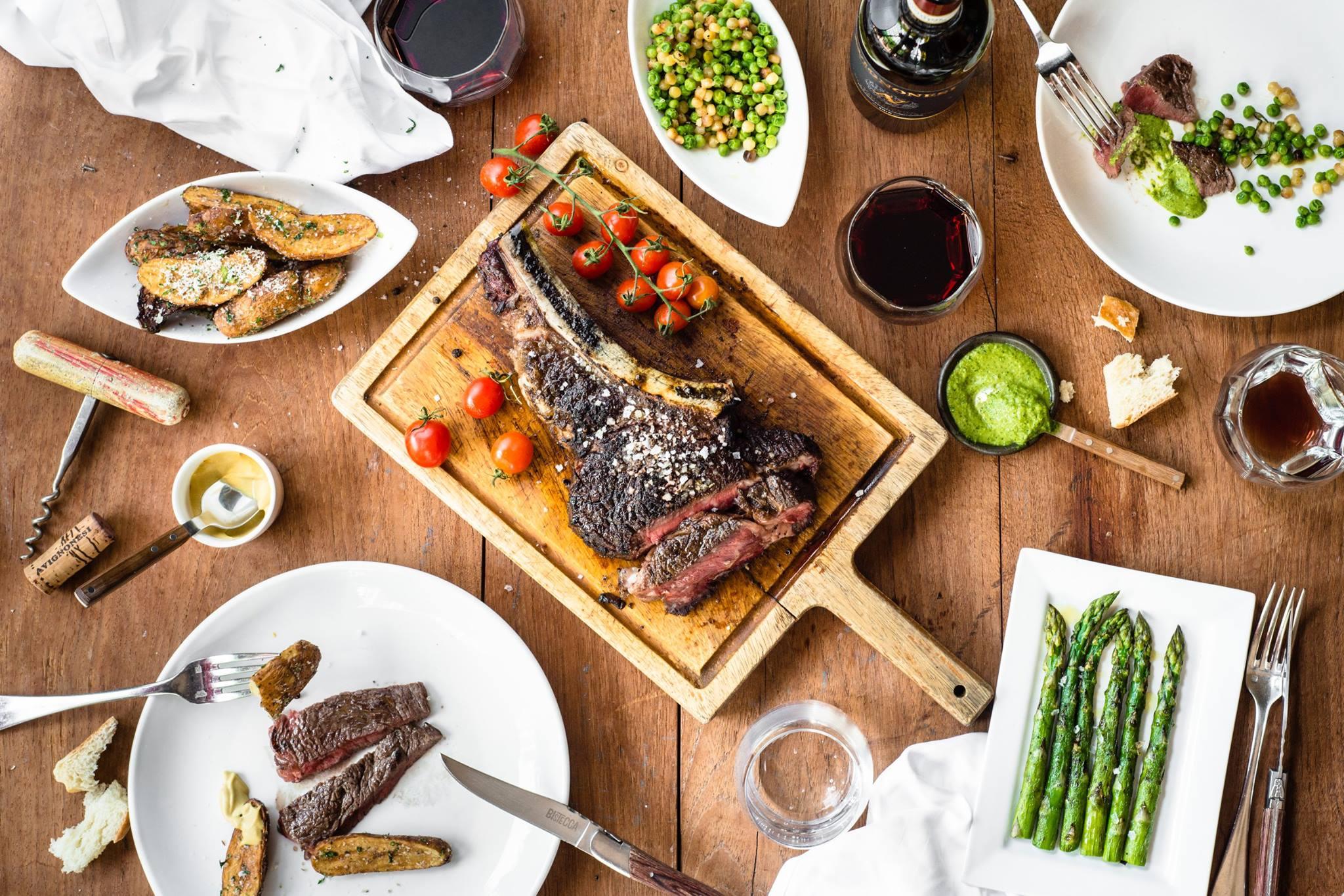 Robertson Quay, Singapore guide: Bistecca Tuscan Steakhouse