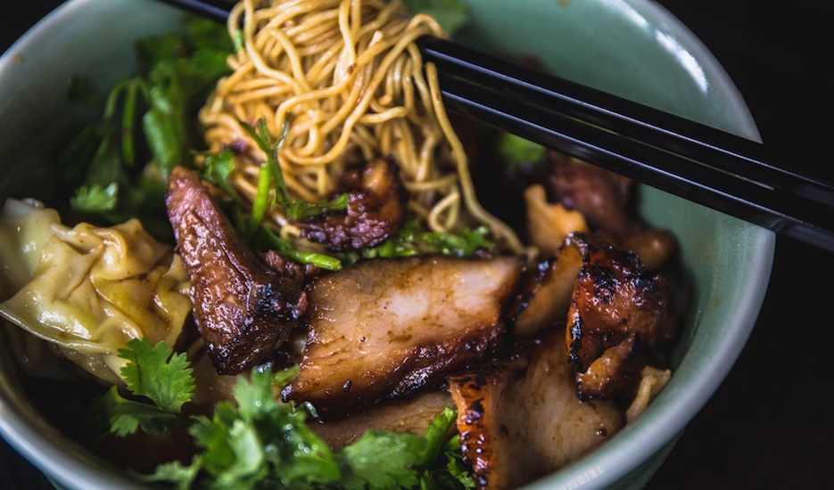 Where to eat and drink on Amoy Street: Wanton Seng's Noodle Bar