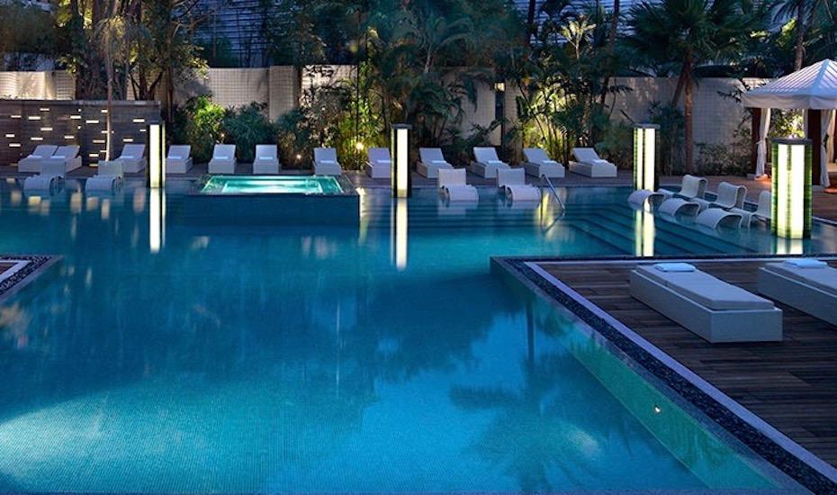 Grand Hyatt Singapore | best hotel swimming pools in Singapore