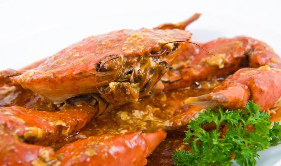 Chilli Crab Seafood Restaurants Singapore