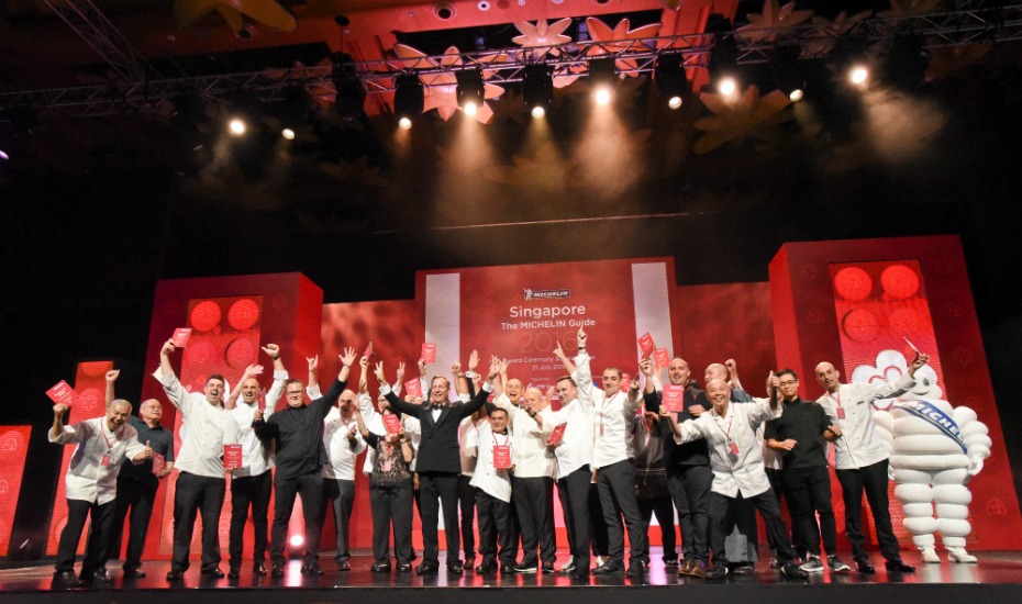 Michelin star restaurants in Singapore: The Michelin Guide 2016 launches in Singapore this July at Resorts World Sentosa