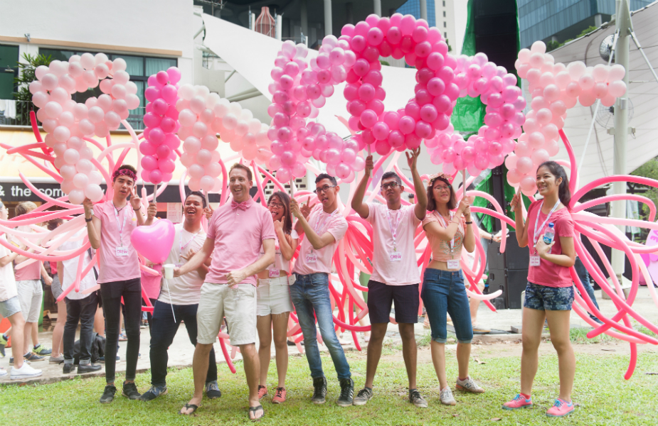 Pink Dot Singapore 2016: Photos and pictures from the annual LGBT rally