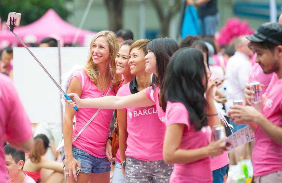 Lesbian website singapore