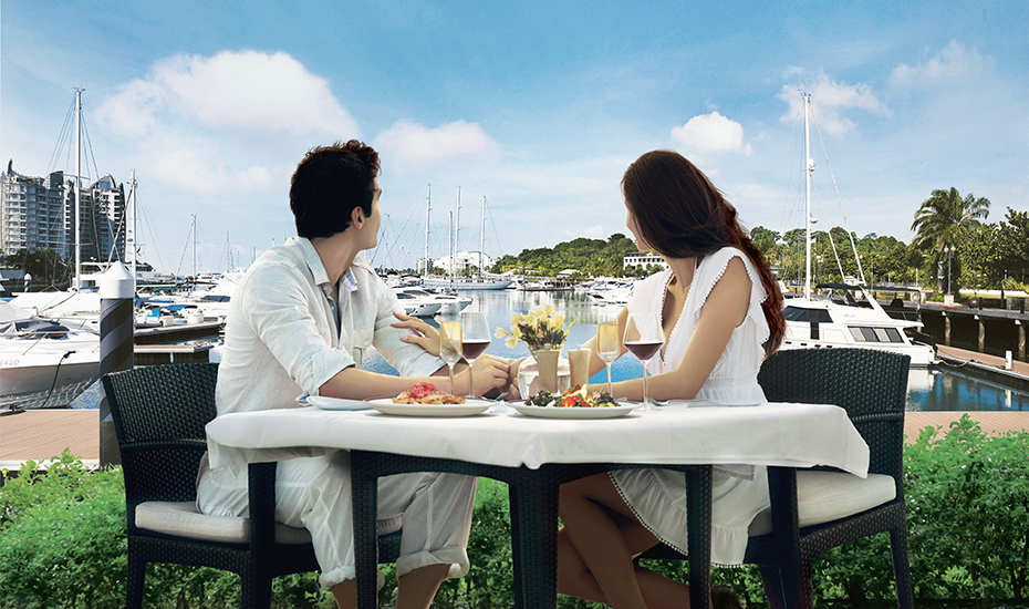 Family outings in Singapore: Why you should spend your weekends at Quayside Isle in Sentosa Cove this June