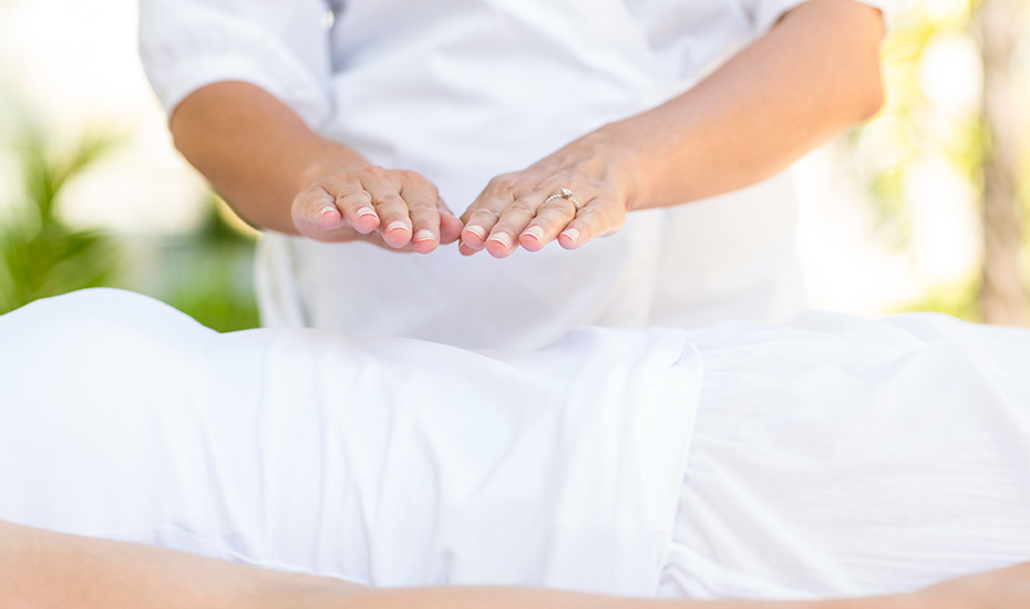 Altenative healing therapies: reiki