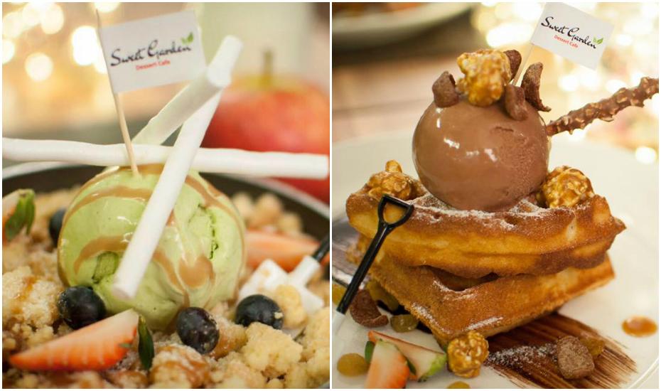 Sweet Garden Dessert Cafe