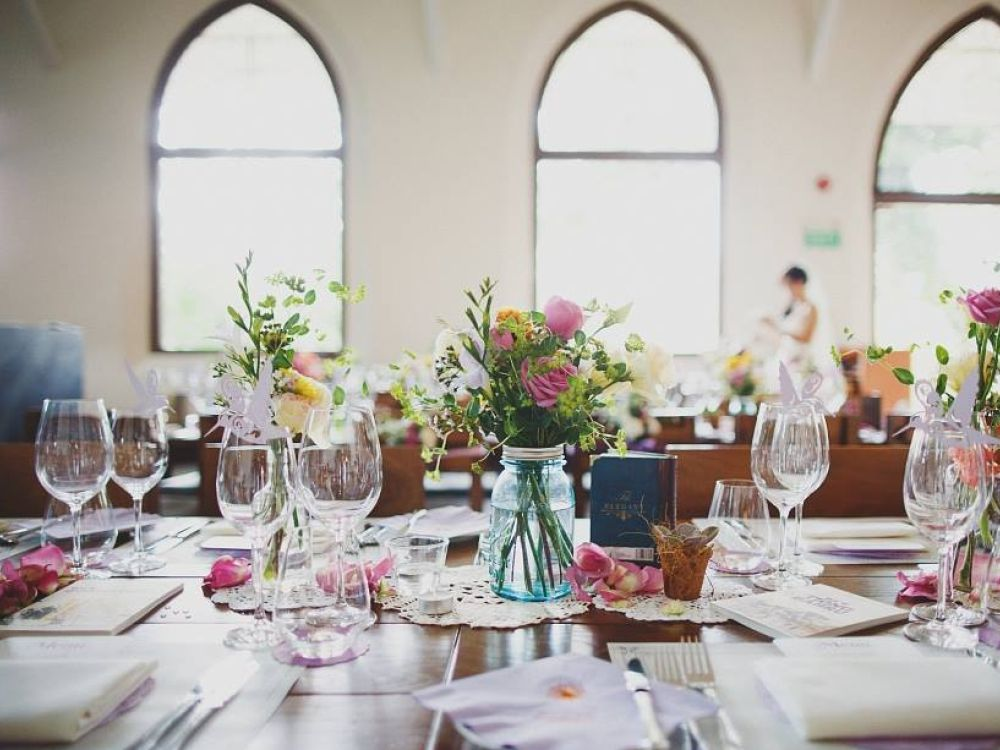 Wedding venues in Singapore: Best restaurants and cafes for brunch receptions
