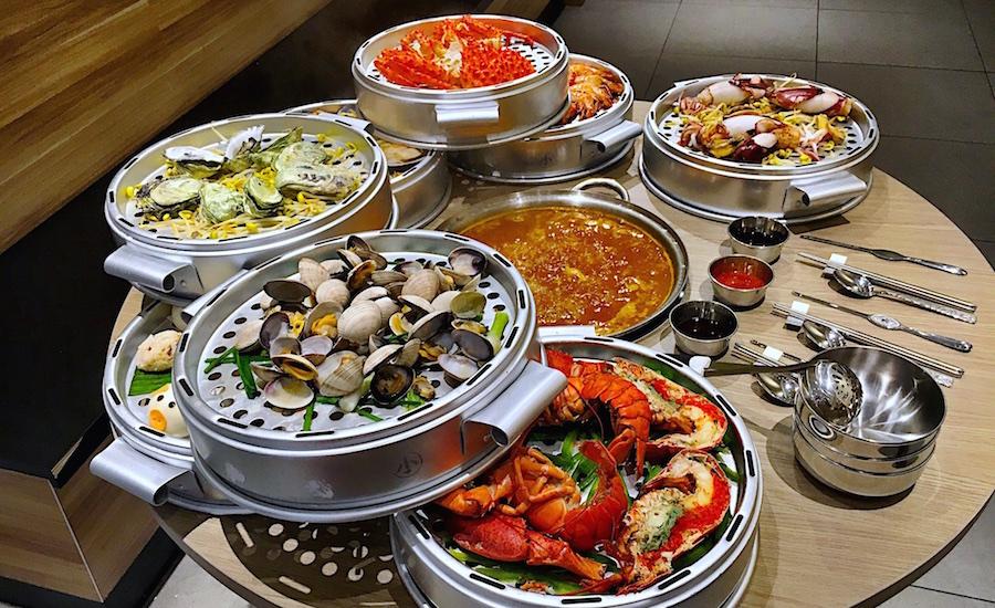 Sansab Restaurant Menu