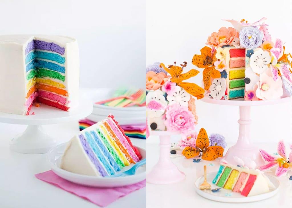 Wedding Decor Inspiration 10 Colourful Rainbow Decoration
