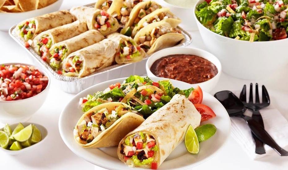 9. Baja Fresh Mexican Grill