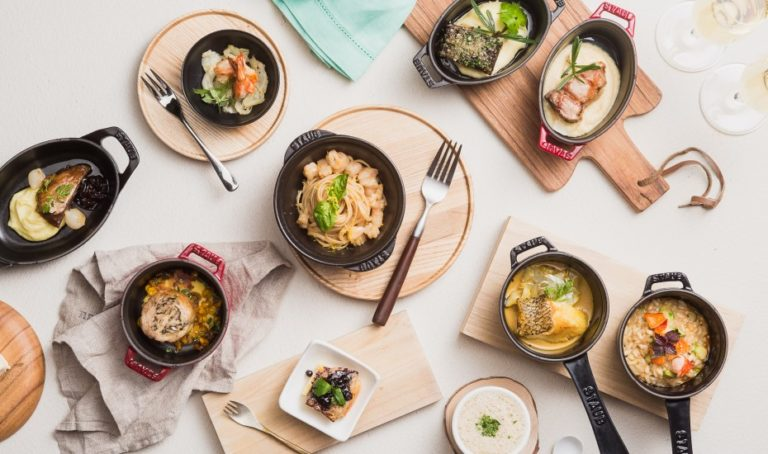 Sunday brunch in Singapore: Free-flowing Champagne, caviar, seafood, grilled meats and more at Ash & Elm
