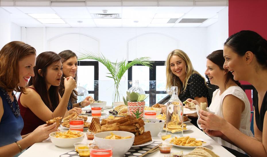 Team Bonding Food Ideas