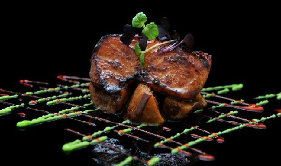 Test your senses and tastebuds with the mystery menu from Nox Dine in the Dark