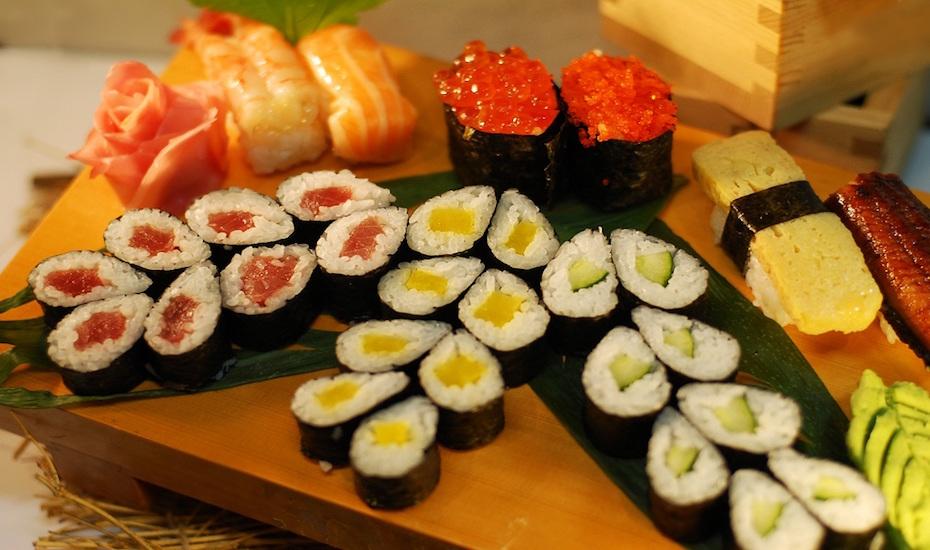 Sushi Maki Moriwase
