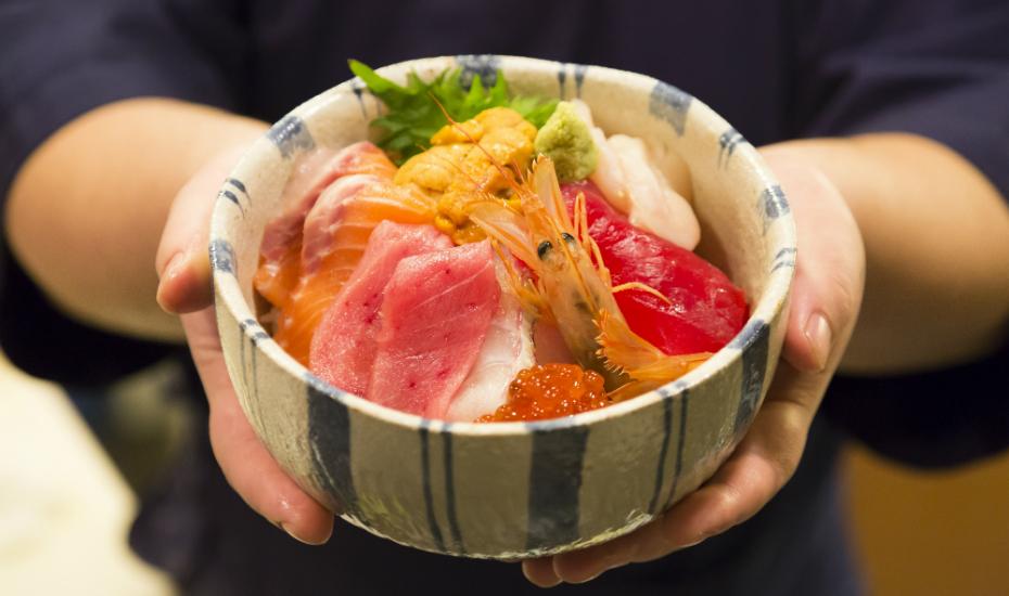 Tempura Tsukiji Tenka at Japan Food Town