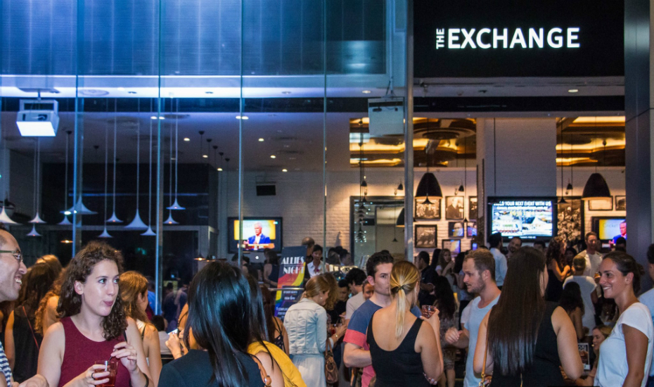 Mingle with a glass of whisky in hand at The Exchange (Credits to: The Exchange)