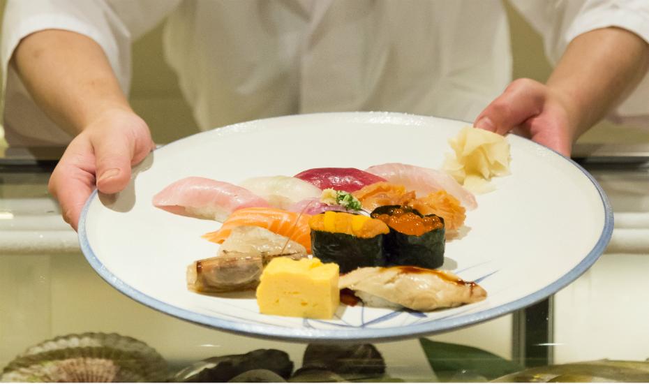 Tsukiji Sushi Takewaka