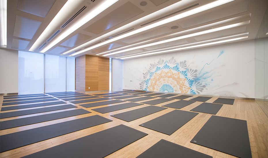 Yoga in Singapore: Pure Yoga opens a new flagship studio ...