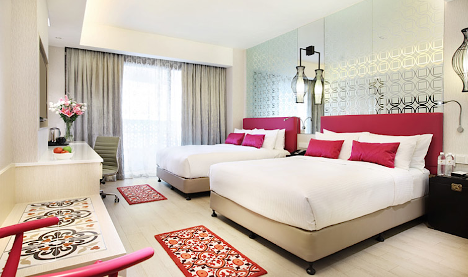 Village Hotel Katong Honeycombers Singapore