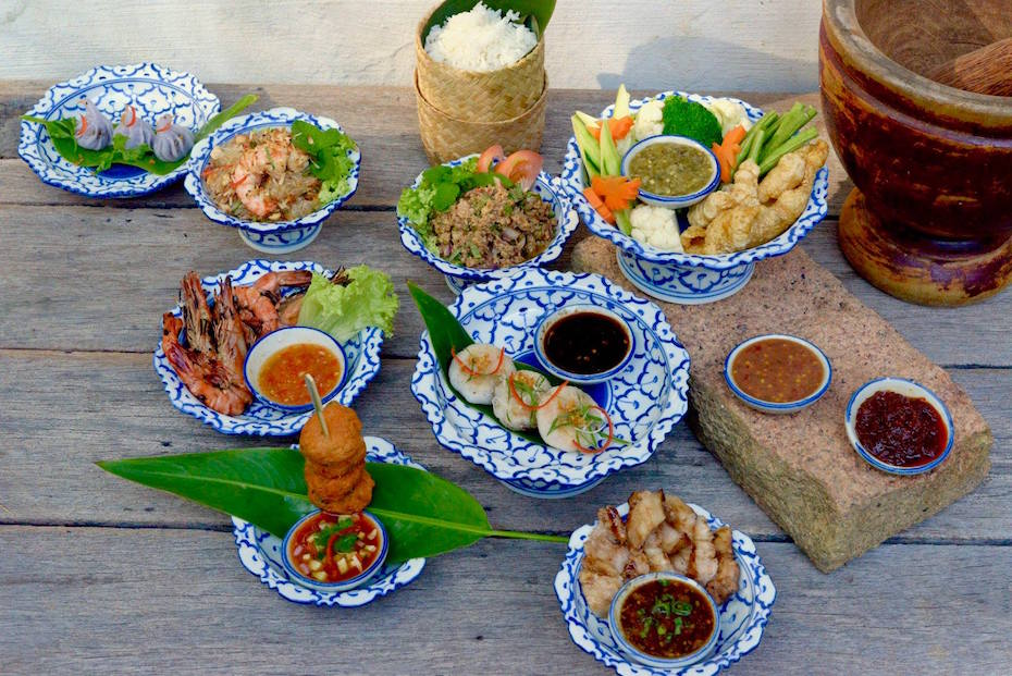 Thai restaurants in Singapore: Tamarind Hill