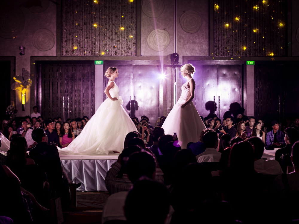 Hotel venues in Singapore: Plan a Korean-inspired wedding at W Singapore's wedding workshop