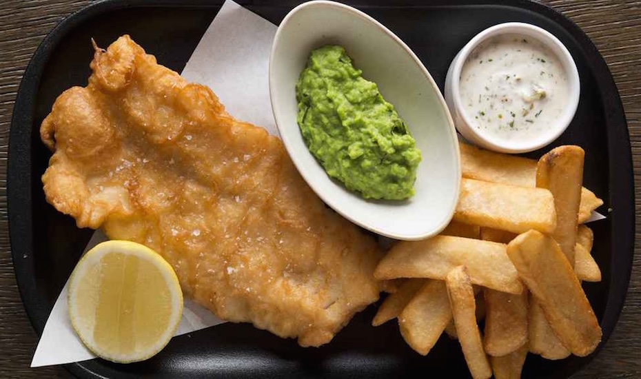 Best Fish and Chips in Singapore: Where to get this authentic British comfort food