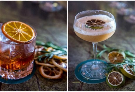 Gin bars singapore | Check out Cin Cin