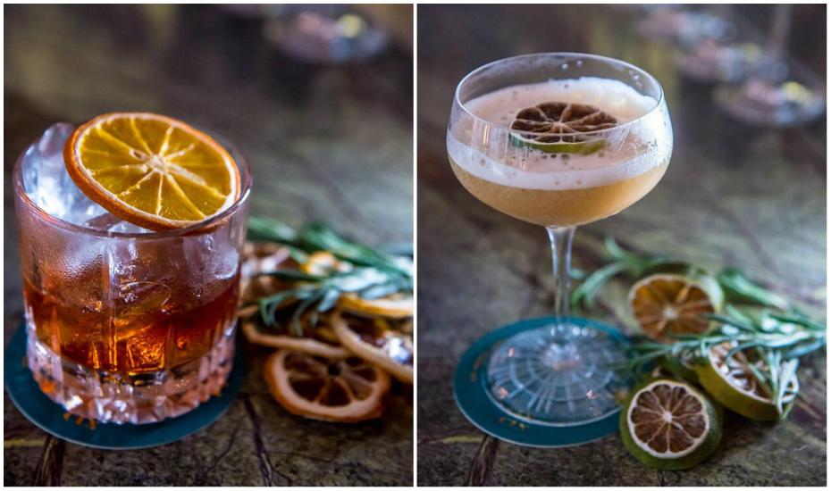 Cocktail bars in Singapore: Cin Cin