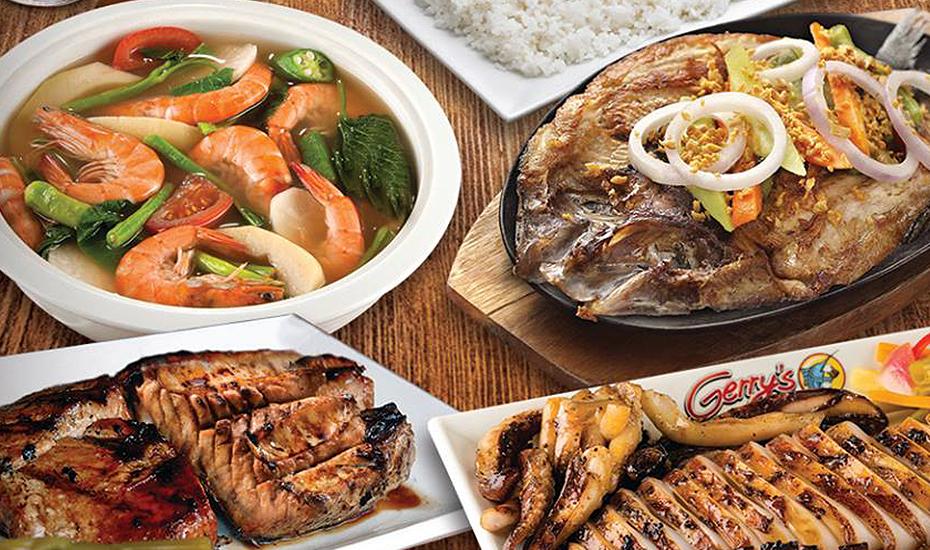 Gerry's Grill   Filipino restaurants in Singapore