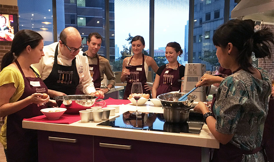 Cooking classes in Singapore: Learn how to make Thai, Italian, and local cuisine at Culinary On