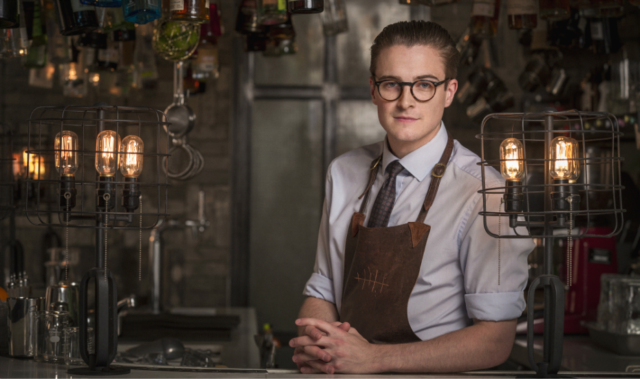 Tippling Club in Singapore: We interview the cocktail bar's new head bartender, Joe Schofield