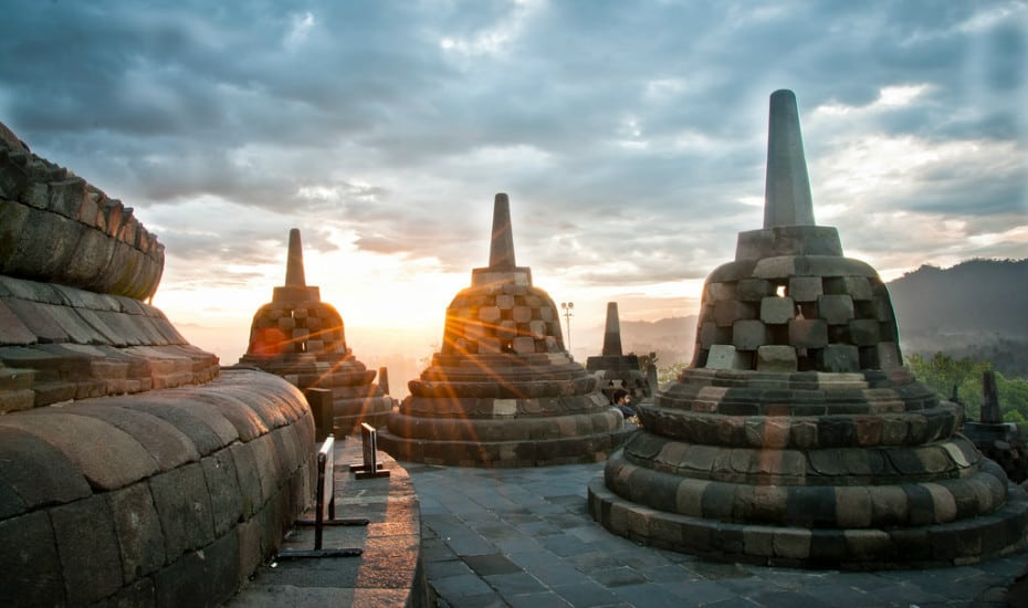 Short weekend getaways: Borobudur