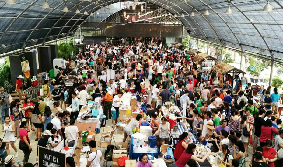 Kranji Countryside Farmer's Market