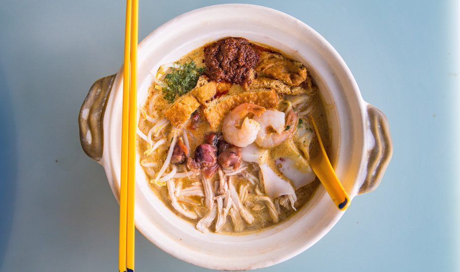 Who's got the best laksa in Singapore?here to find Katong laksa, Assam laksa and more must-try  versions