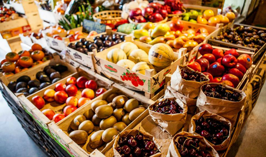 Farmer's markets, artisanal grocers and organic stores in Singapore that serve brunch, breakfast, lunch and dinner