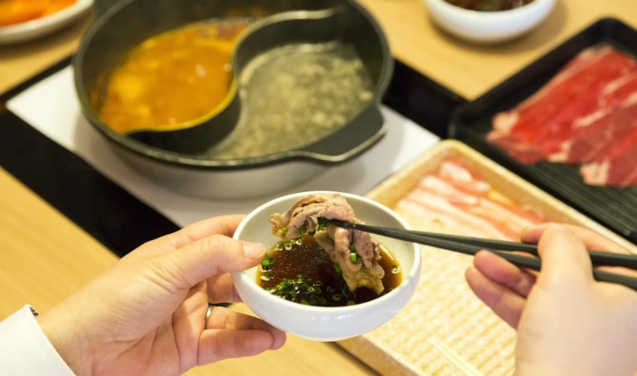 Japan Food Town's newest shabu shabu joint (Photo credit: Japan Food Town)